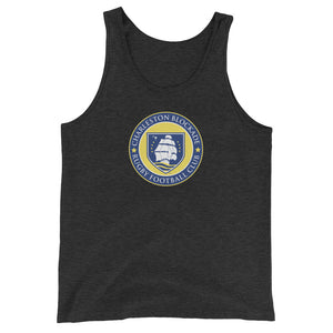 Charleston Blockade Rugby Unisex  Tank Top