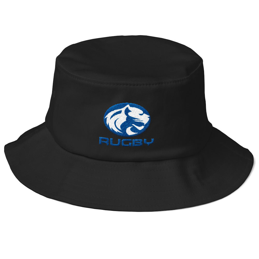 Cougar Rugby Old School Bucket Hat