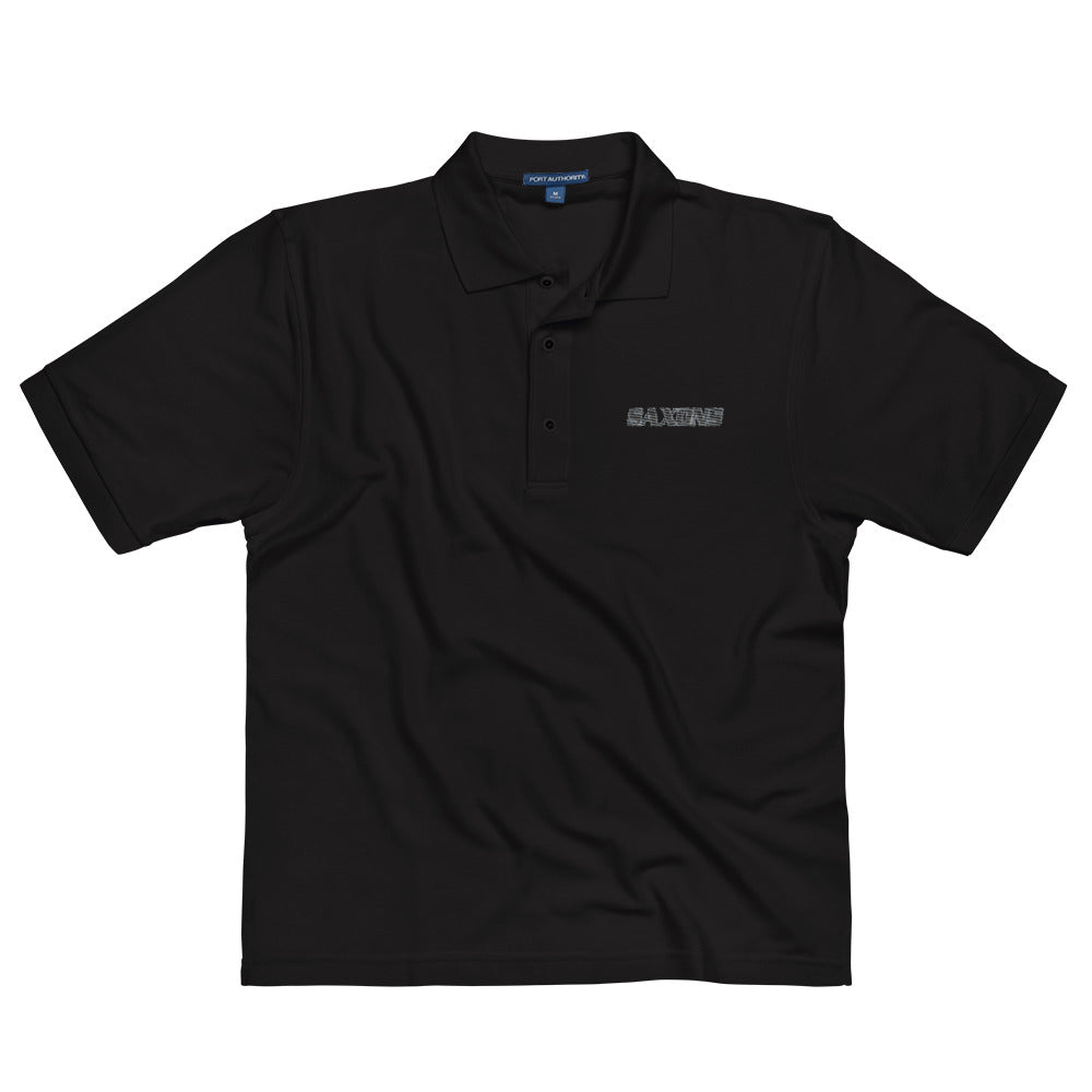 Southtowns Saxons Rugby Embroidered Polo Shirt