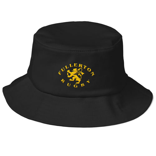 Fullerton Rugby Old School Bucket Hat