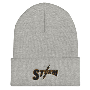 North County Storm Rugby Cuffed Beanie