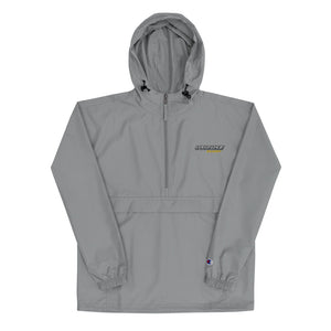 Uticuse Embroidered Champion Packable Jacket