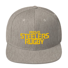 Provo Steelers Rugby Snapback Hat