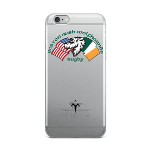 Boston Irish Wolfhounds iPhone 5/5s/Se, 6/6s, 6/6s Plus Case