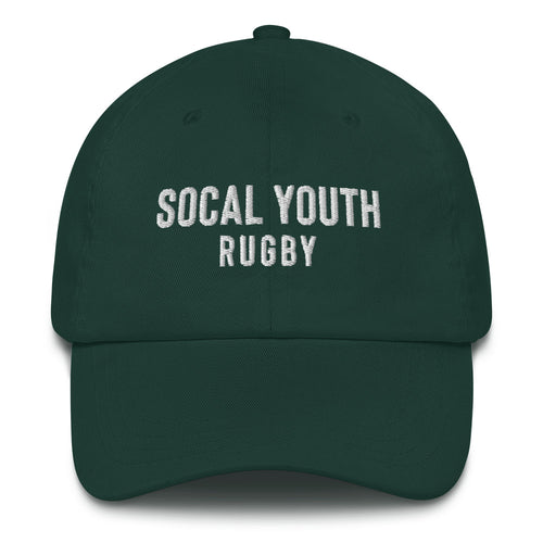 SoCal Youth Rugby Dad hat