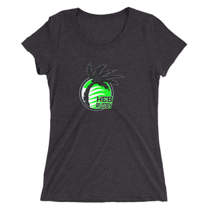 HEB Hurricanes Rugby Ladies' short sleeve t-shirt