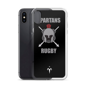Spartans Rugby iPhone Case