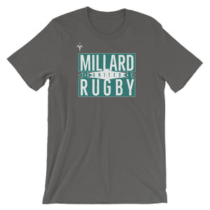Millard United Rugby Short-Sleeve Unisex T-Shirt
