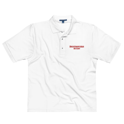Destroyers Rugby Men's Premium Polo