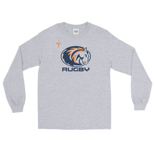 Mustangs Rugby Long Sleeve T-Shirt