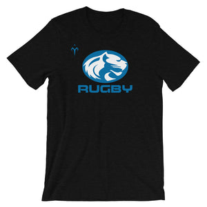 Cougar Rugby Short-Sleeve Unisex T-Shirt