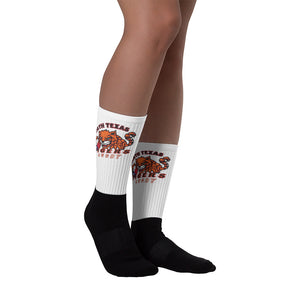 North Texas Tigers Rugby Socks
