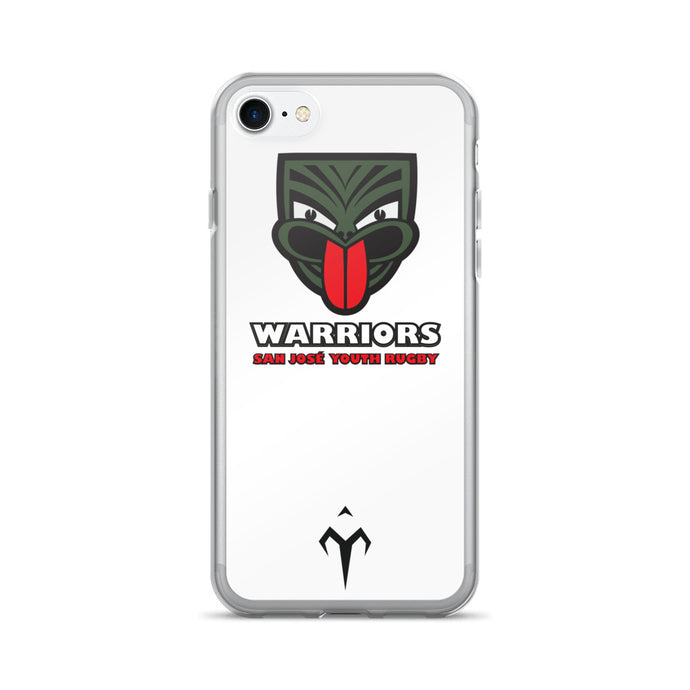 San Jose Warriors Rugby iPhone 7/7 Plus Case