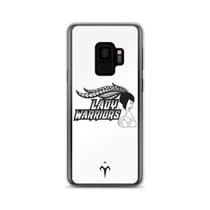 Lady Warriors Rugby Samsung Case
