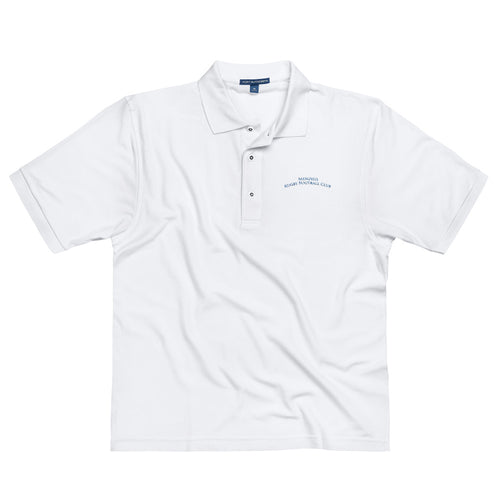Memphis Rugby Embroidered Polo Shirt