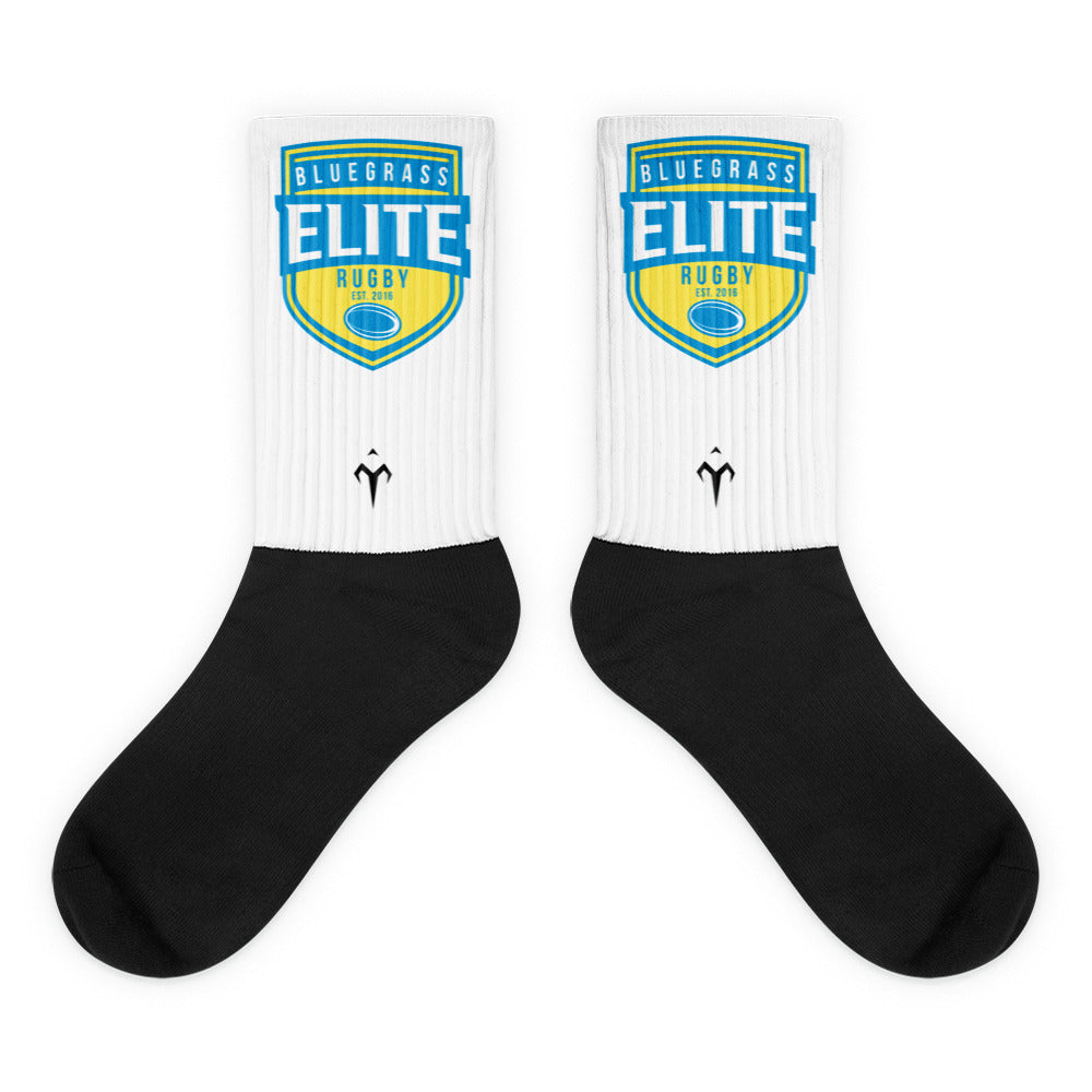 Bluegrass Elite Black foot socks