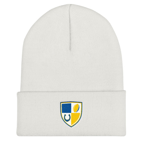 New Haven Rugby Cuffed Beanie