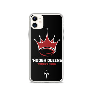 'Nooga Queens Women's Rugby iPhone Case