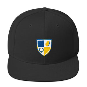 New Haven Rugby Snapback Hat