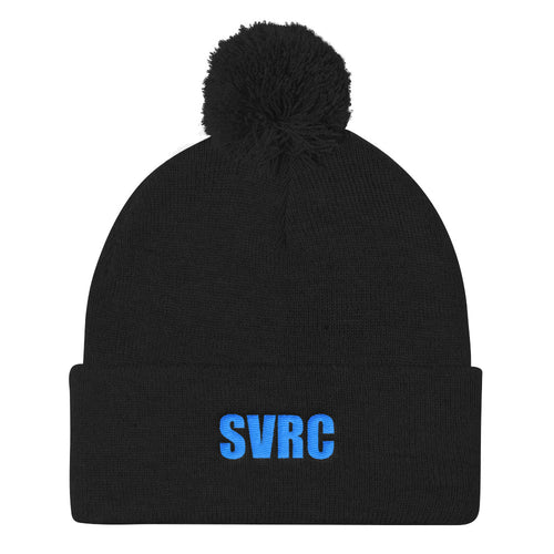South Valley Rugby Club Pom Pom Knit Cap