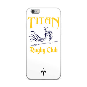 Titan Rugby iPhone Case