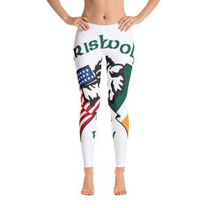 Boston Irish Wolfhounds Full Logo Leggings