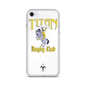 Titan Rugby Club iPhone Case