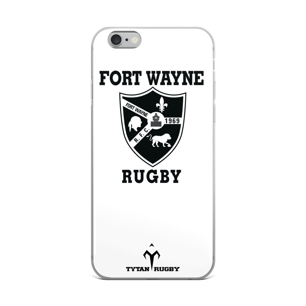 Fort Wayne Rugby iPhone Case
