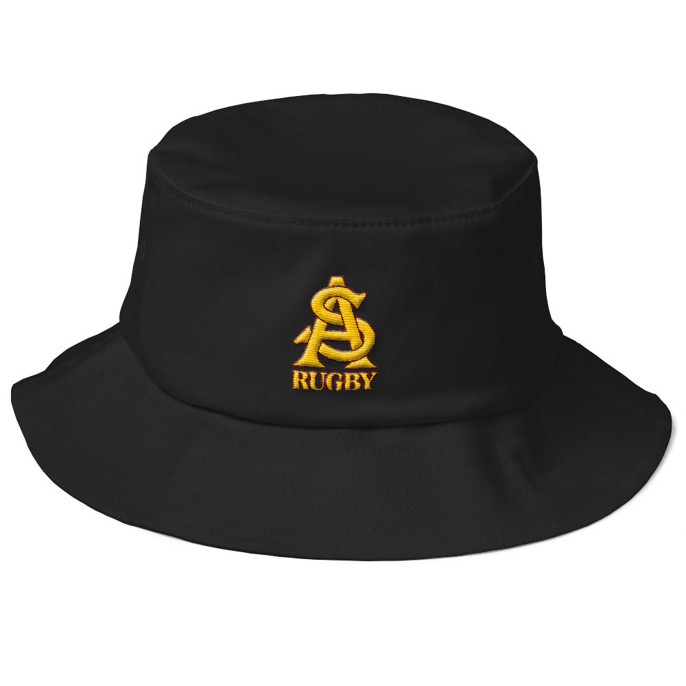 AS Rugby Old School Bucket Hat