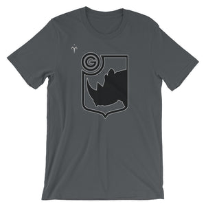 Olde Grey Rugby Short-Sleeve Unisex T-Shirt