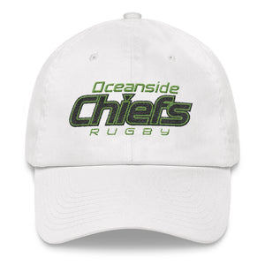 Oceanside Chiefs Rugby Dad hat