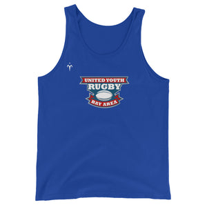 United Youth Rugby Unisex  Tank Top