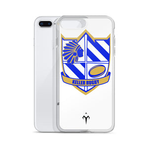 Keller Rugby iPhone Case