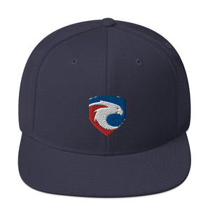 Freeborn Eagles Rugby Snapback Hat