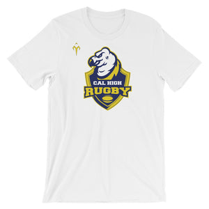 Cal High Rugby Short-Sleeve Unisex T-Shirt