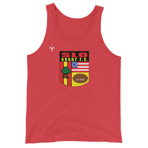 SLO Rugby Unisex Tank Top
