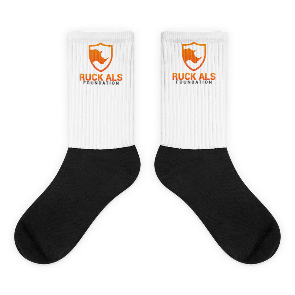 Ruck ALS Foundation Socks