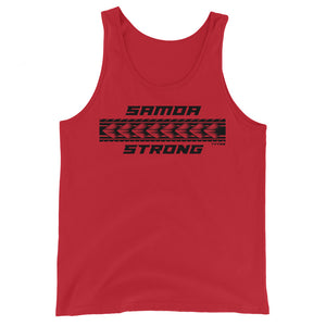 Samoa Strong Unisex Tank Top