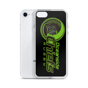 Oceanside Chiefs Rugby iPhone Case