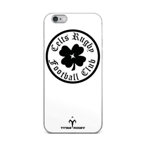 Springfield Celts Rugby iPhone Case