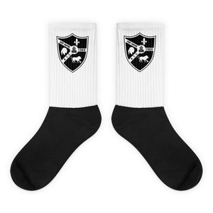 Fort Wayne Rugby Black Socks