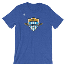 Beer Barons Rugby Short-Sleeve Unisex T-Shirt