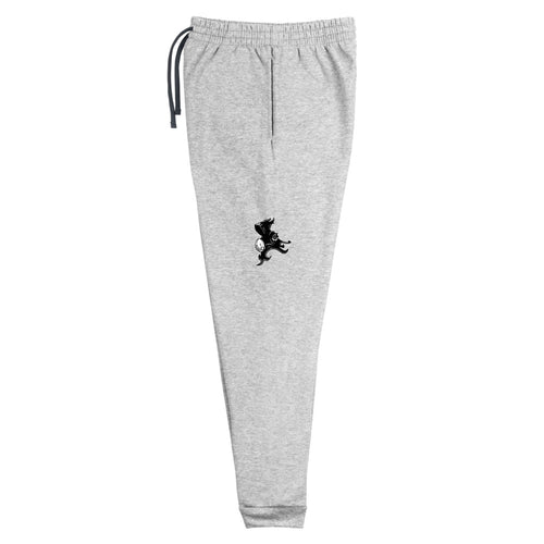 Black Monks Rugby Unisex Joggers