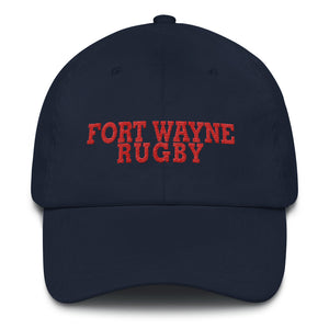 Fort Wayne Rugby Dad hat