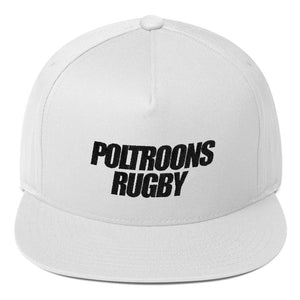 Pooltroons Flat Bill Cap