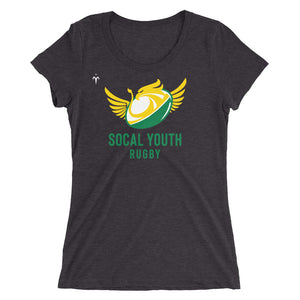 SoCal Youth Rugby Ladies' short sleeve t-shirt