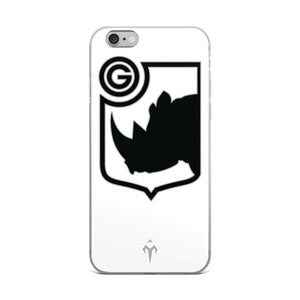 Olde Grey Rugby iPhone Case