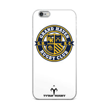 Grand Haven Rugby Seal iPhone Case
