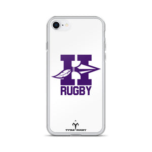 Hononegah Rugby iPhone Case