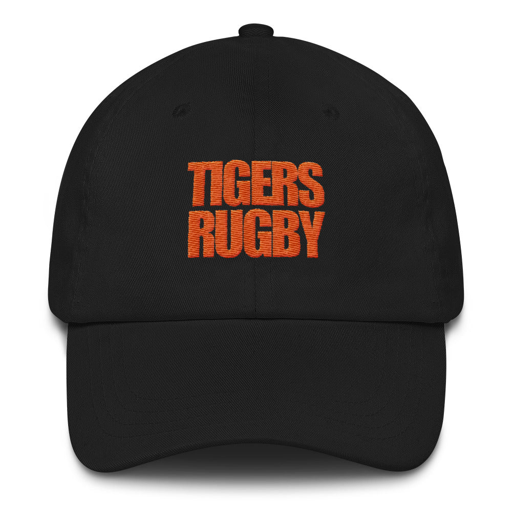North Texas Tigers Rugby Dad hat